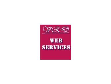 VRD Web Services - Webdesign