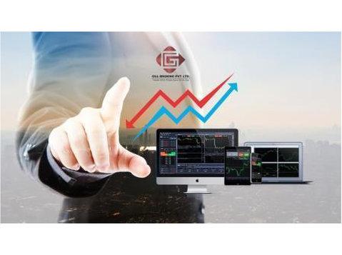 Gill Broking - Online Trading