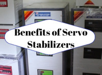 Apex Power Systems- servo stabilizer (2) - Electrical Goods & Appliances