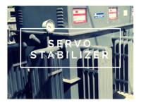 Apex Power Systems- servo stabilizer (8) - Electrical Goods & Appliances