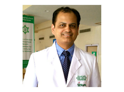 Brain & Spine Neurosurgeon - Dr. Rahul Gupta - Doctors