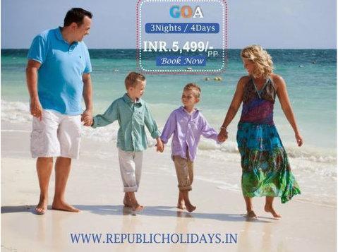 Republic Holidays - Travel Agencies