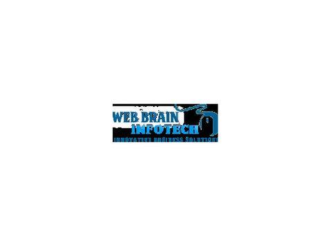 web brain infotech - Diseño Web