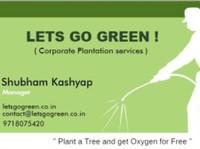 Lets Go Green Pvt Ltd (1) - Home & Garden Services