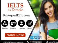 Ielts coaching in dwarka (2) - Consultancy