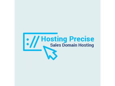 Hosting Precise - Hosting & domains