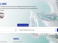 Dubaievisaonline   Dubai visa online (1) - Agencias de viajes online