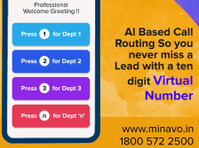 IVR Service Provider-Vagent by Minavo™ Telecom Networks (5) - Conference & Event Organisers