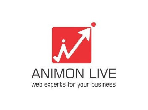 Animon Live - Webdesign