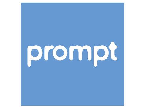 Prompt Softech - Webdesign