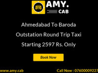 Amy Cab - Online Taxi (1) - Taxi Companies