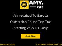 Amy Cab - Online Taxi (1) - Compañías de taxis