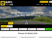 Amy Cab - Online Taxi (3) - Taxi Companies