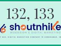 Shoutnhike Digital Marketing Company in Ahmedabad (1) - Marketing & PR
