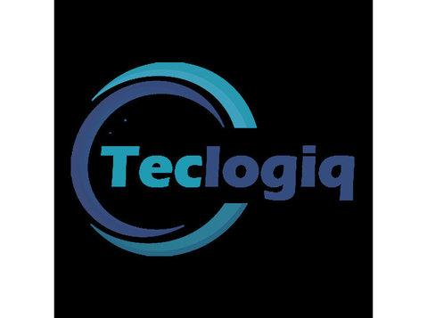 Teclogiq - Webdesign