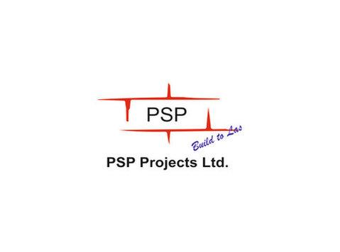 Psp Projects Ltd. - Construction Services