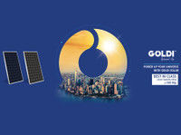 Goldi Solar Pvt. Ltd. (1) - Solar, Wind & Renewable Energy