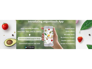 Veg On Touch - Organic food