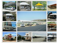 Tensile Structure Manufacturers (1) - Construction Services
