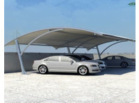 Tensile Structure Manufacturers (2) - Construction Services