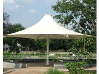 Tensile Structure Manufacturers (3) - Construction Services