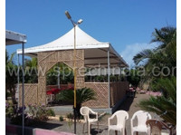 Tensile Structure Manufacturers (6) - Construction Services