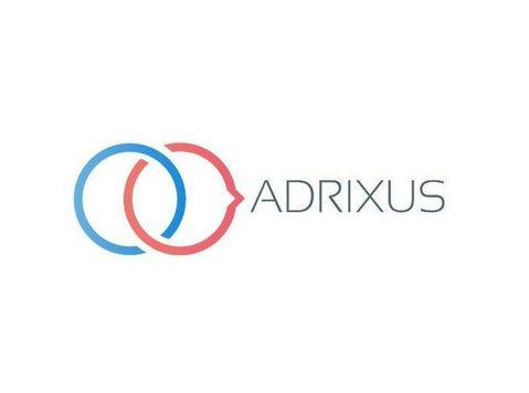 Adrixus - Webdesign