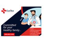 Curika Healthcare - Doctors