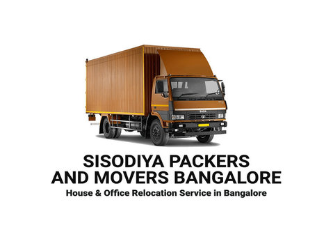 Sisodiya Packers and Movers Bangalore - Removals & Transport