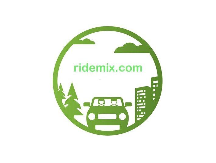 Ridemix - Travel sites