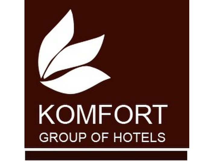 Hotel Komfort Terraces Bangalore - Hotels & Hostels