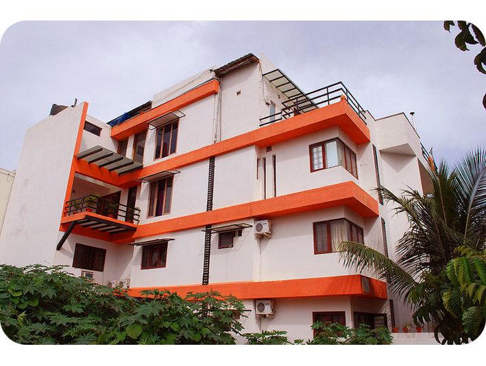 Krishna Jana, Real Estate - Serviced apartments