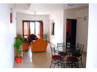 Krishna Jana, Real Estate (1) - Serviced apartments