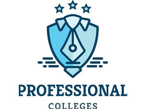 Professional Colleges - Universities