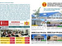 Professional Colleges (8) - Universities
