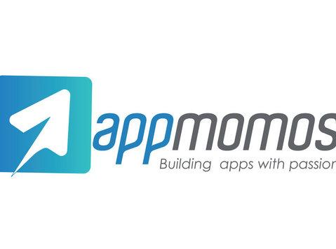 AppMomos - Webdesign
