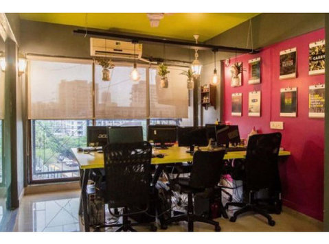 Mumbai Coworking Space - Office Space