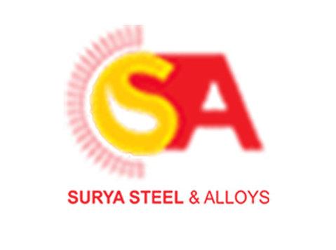Surya steel & alloys - Import/Export