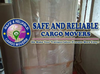Safe & Reliable Cargo Packers And Movers (1) - Removals & Transport