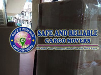 Safe & Reliable Cargo Packers And Movers (2) - Removals & Transport