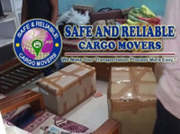 Safe & Reliable Cargo Packers And Movers (4) - Removals & Transport