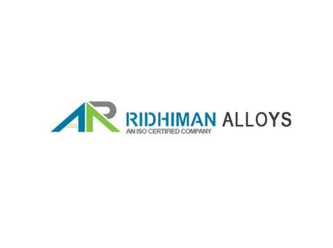 Ridhiman Alloys - Import/Export