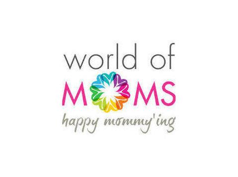 World of Moms - Expat websites