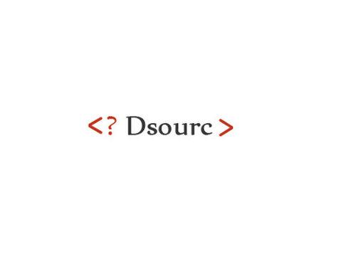 Web Development Studio - Dsourc - Webdesign