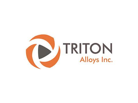 Triton Alloys Inc. - Import/Export