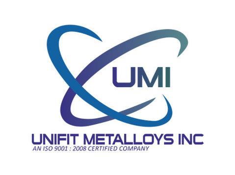 Unifit Metalloys Inc - Import/Export