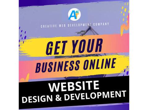 Akshar Team Media - Webdesign