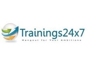 Trainings24x7 - Coaching & Training