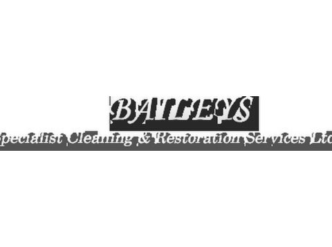 Baileys Specialist Cleaning and Restoration Services Ltd - Cleaners & Cleaning services