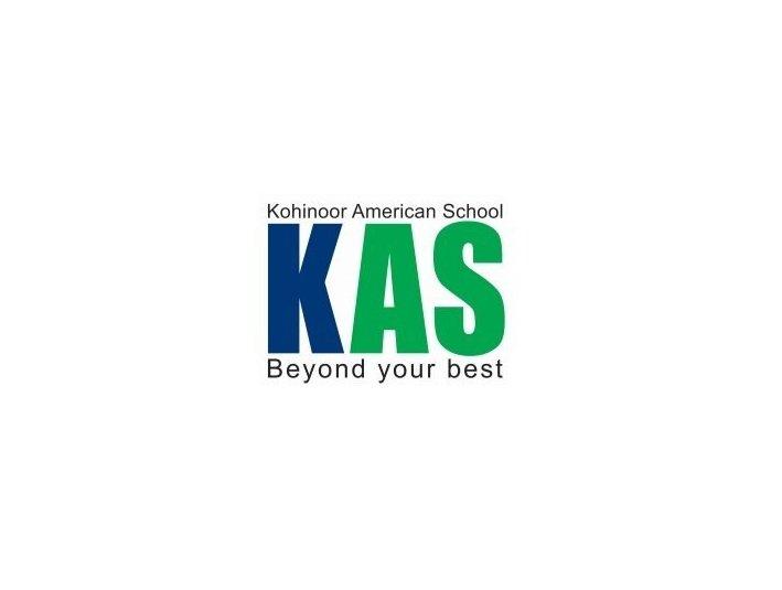 Kohinoor American School - International schools